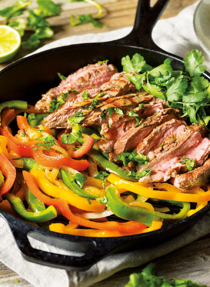 Plancha de bœuf au pesto 3