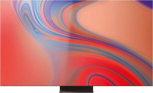 Le téléviseur Q950TS de Samsung