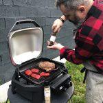Le barbecue électrique Pulse 1000 de Weber
