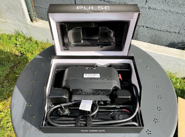 Le barbecue électrique Pulse 1000 de Weber 3