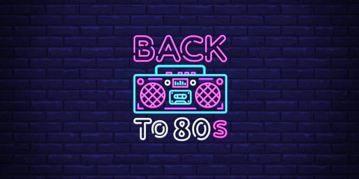 Les années 80 : elles sont partout ! 2