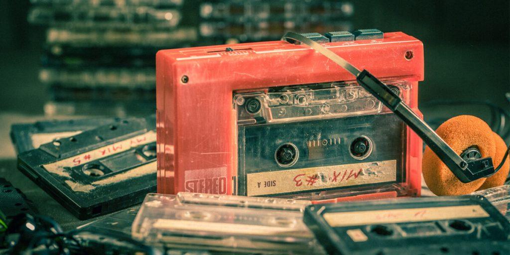 Quand le Walkman faisait fureur… 1